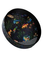 Remo ET-0222-10 Ocean Drum Fish Graphic