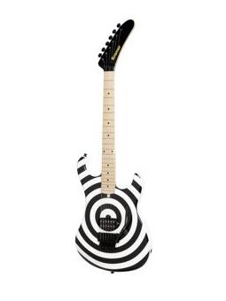 Kramer 84 Baretta Bullseye White