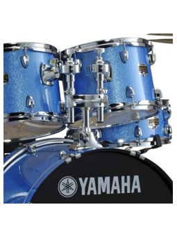 Yamaha Gigmaker Rock Set Blue Ice Glitter