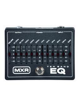 Mxr M-108eu 10 Band Equalizer