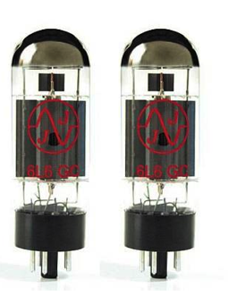 Jj Electronic 6L6GC Matched Amp Tubes