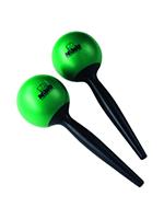 Nino NINO582G - Plastic Maracas Green