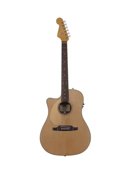 Fender Sonoran SCE, Left Hand, Cutaway Electric