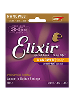 Elixir 16052 Phosphor Bronze Light 12-53