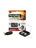 Alpine Partyplug MKII Trasparent