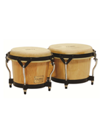 Tycoon STB-B-N  Bongos Supremo Black Powder, Natural