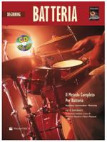 Volonte Batteria (Livello Base) Metodo Completo + CD
