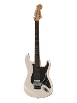 Fender Standard Stratocaster Hss Floyd  Rose, Rw Olympic White