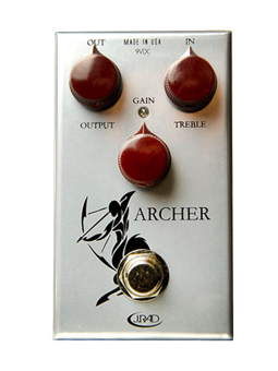 J.rockett Audio Designs Archer Overdrive/Boost