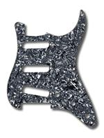 Fender Pickguard Stratocaster Black Pearl