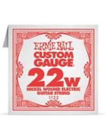 Ernie Ball 1122 Corda Singola Nickel 0,22