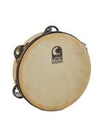 Toca T1075H Tambourine with head 7-1/2