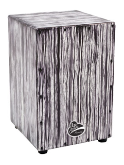 Lp Accents Cajon - White Streak