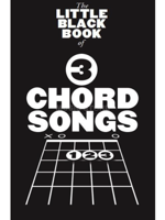Volonte LITTLE BLACK BOOK 3-CHORD SONGS