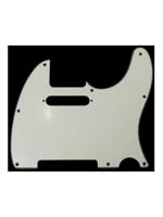 Fender Tele Pickguard Standard White