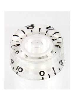Allparts SK-0130-031  knobs Clear