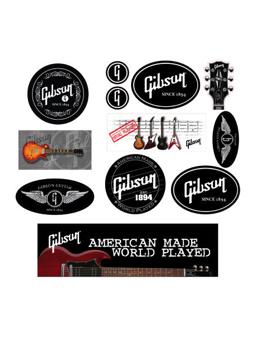 Gibson G-Sticker 1