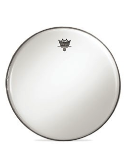 Remo BA-0218-00 - Ambassador Smooth White 18