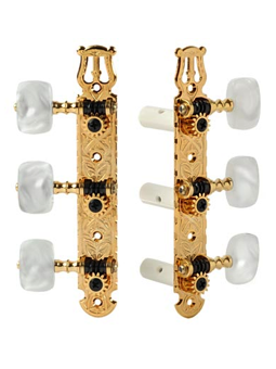 Gotoh Classical Lyra-style-Gold
