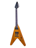 Gibson Flying V Faded 2016 Limited Vintage Trans Amber