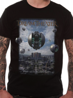Cid DREAM THEATER Astonishing Shirt tg L
