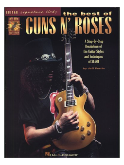 Volonte The Best of Guns 'n' Roses