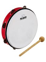 Nino NINO24R - ABS Tambourine 10