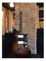 Fender Jazzmaster Classic Payer Sunburst