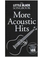 Volonte LITTLE BLACK SONGBOOK MORE ACOUSTIC HITS