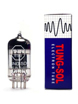 Tungsol 12AU7/ECC82
