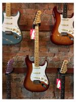 Fender American Professional Stratocaster 2017 Mn Sienna Sunburst