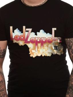 Cid Led Zeppelin - Logo And Cloud Medium