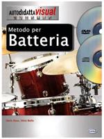 Volonte Metodo Per Batteria + CD + DVD