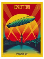 Volonte Led Zeppelin - Celebration Day