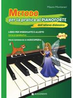 Volonte Metodo per la pratica al Pianoforte dell'allievo dislessico