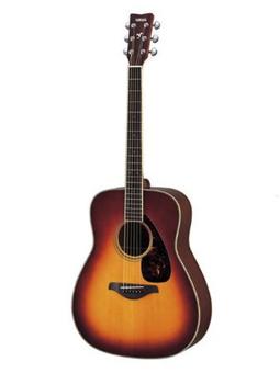 Yamaha FG 720S Brown Sunburst