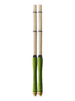 hornets Swarm Sticks Green