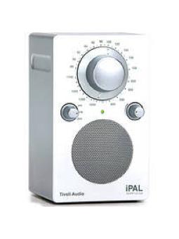 Tivoli Audio - Henry Kloss iPal High Gloss White / Silver