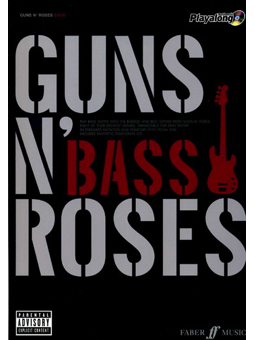 Volonte GUNS N' ROSES BASS + CD