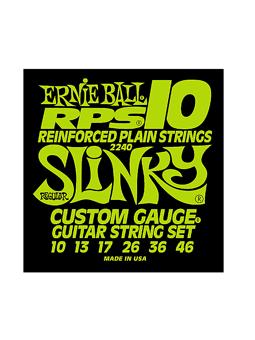 Ernie Ball 2240 - Rps 10 Regular Slinky
