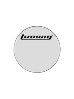 Ludwig LW7218B - Power Collar Smooth White 18