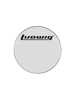 Ludwig LW7218B - Power Collar Smooth White 18