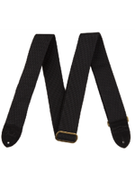 Fender Strap Cotton Black