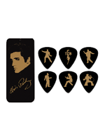 Dunlop EP-PT04 Elvis Presley Portrait Medium Picks