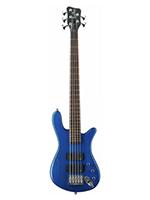 Warwick Rockbass Streamer Standard 5 Ocean Blue