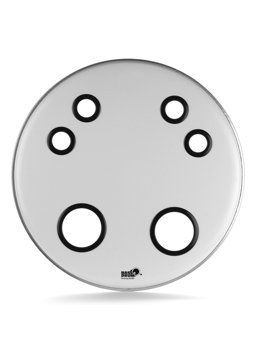 Bass Drum Os BB-222442B - Pelle Risonante per Grancassa - Bass Drum Resonant Head