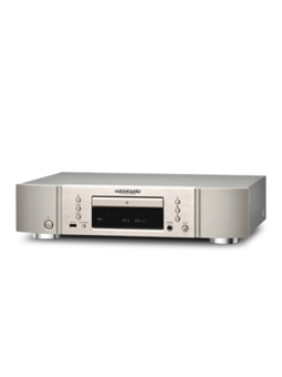 Marantz CD6005 Silver/Gold