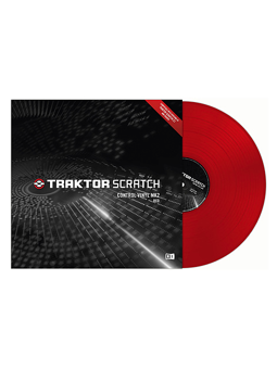 Native Instruments Control Vinyl Red