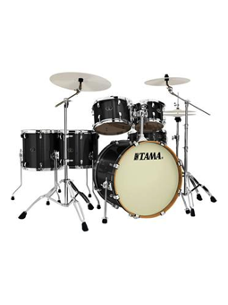 Tama Silverstar VD62RS-BCB Brushed Charcoal Black