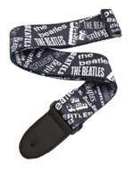 Planet Waves Strap THE BEATLES Mixed Logo Tessuto
